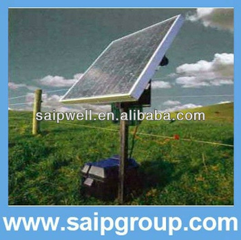 farm solar electric fence