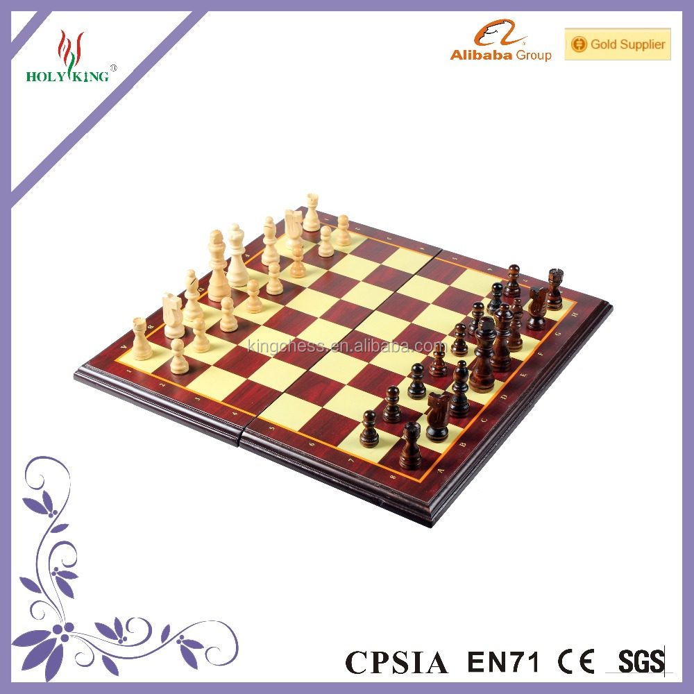 Hot Sale Wooden Chess Games Adult&Children Game Board game