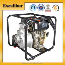 small type 3 inch air cooled diesel water pump