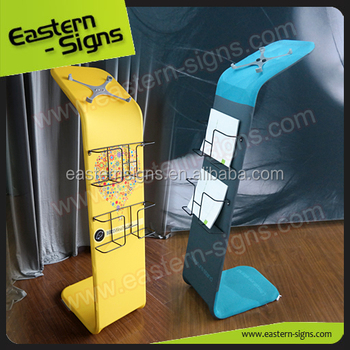 Factory Direct Low Price Ipad Holder for Advertising