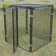 Iron Fence Dog Kennels Cages Outdoor