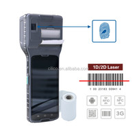 "Cilico High quality Thermal printer mobile with Android OS,Quad-Core CPU,5""touch screen,NFC reader/writer,Fingerprinter"
