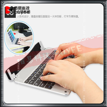New Arrival aluminium alloy wireless bluetooth keyboard for Ipad Air /Air 2