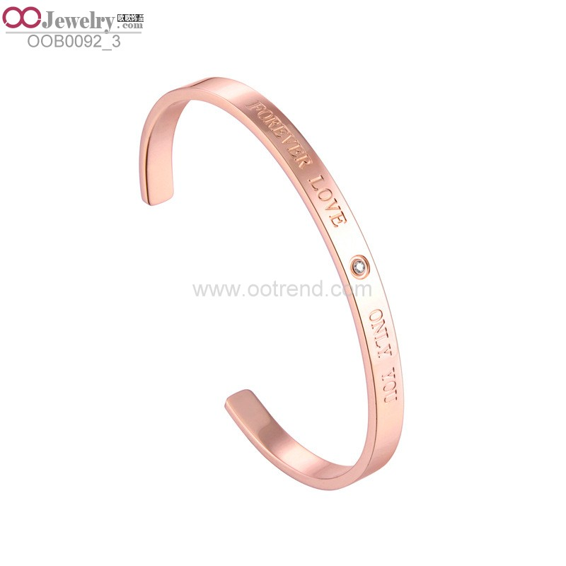 Brand new resin bangle with high quality