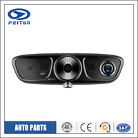 Hot sale 7 inch car dvr front rear
