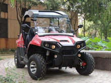 Factory kids side by side electric start 4wd utv 200cc