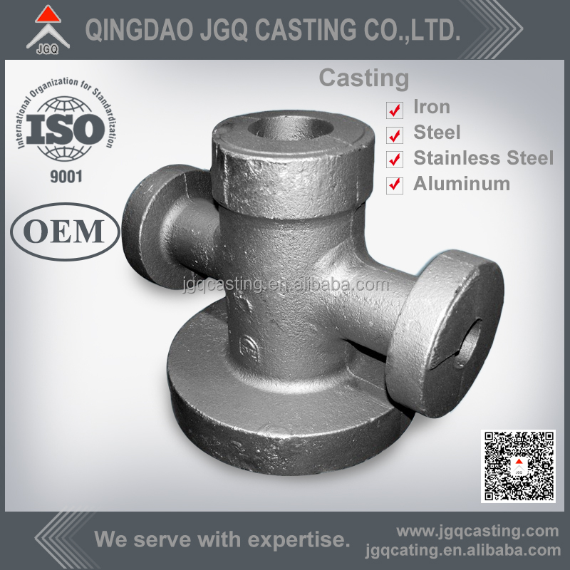 precision casting steel gearbox