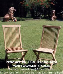 Outdoor / Patio / Wooden Furniture