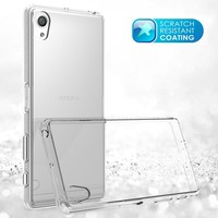Strong supply manufacturer wholesale for Sony Xperia X cheap bumper;transparent TPU bumper case for Sony Xperia X frame