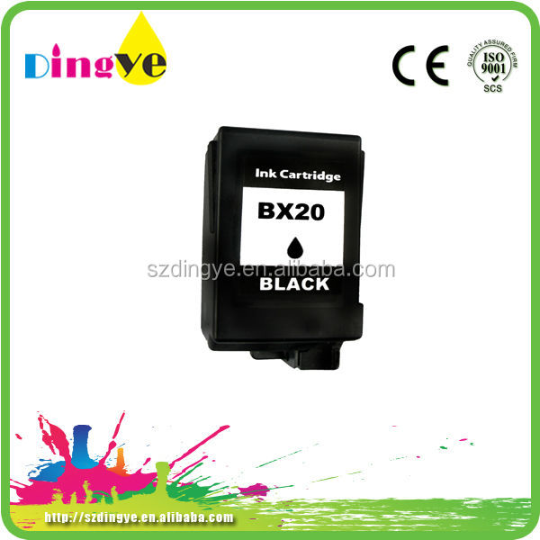 cartridge compatible for canon BX20 ink cartridge with printer BJC 210ET