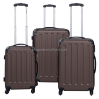 BEIBYE Plastic Suitcase Sets Tourister Luggage