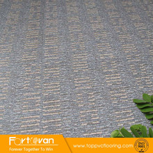 factory supply carpet look vinyl flooring plank price