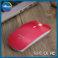 EXCO Christmas gift ultra-thin wireless mouse/Bluetooth wireless Optical mouse ,super slim mouse for macbook