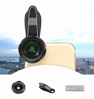 Best ultra wide angle micro photography with hd 360x phone camera lens review for smartphone lens