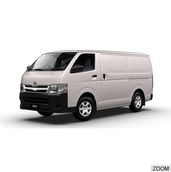 High Quality ARMORED/BULLET PROOF TOYOTA HI-ACE VAN