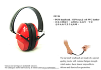 EN352-1 approval folding cup hearing protection