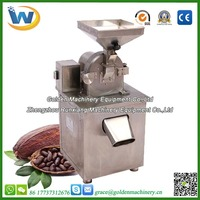 Stainless steel electric cocoa bean grinder / Cocoa bean grinding machine