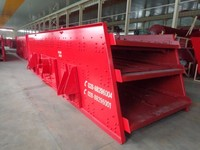 Mining equipment vibrating screen for stone crushing for coal mine