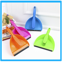 Household Small Plastic Cleaning Mini Dustpan and Brush
