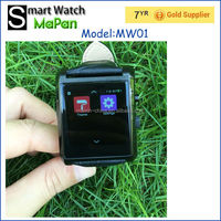 cheap price 1.54 inch 3g phone calling smart watch IPS touch screen