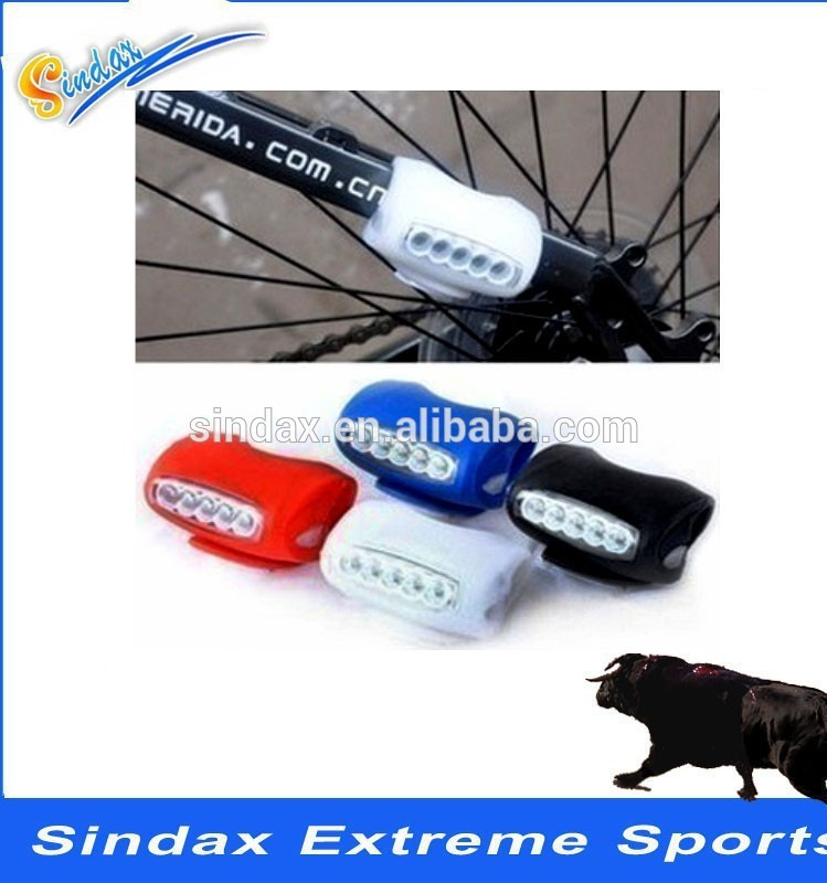 Bicycle accessory manufacturer bicycle led light bicycle basket light, Frogs shape Lamp