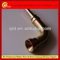 QTD china manufacturer pipe fittings/brass fittings