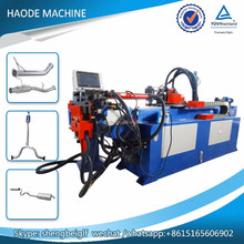 tube exhaust pipe bending dies semi automatic pipe bending machine