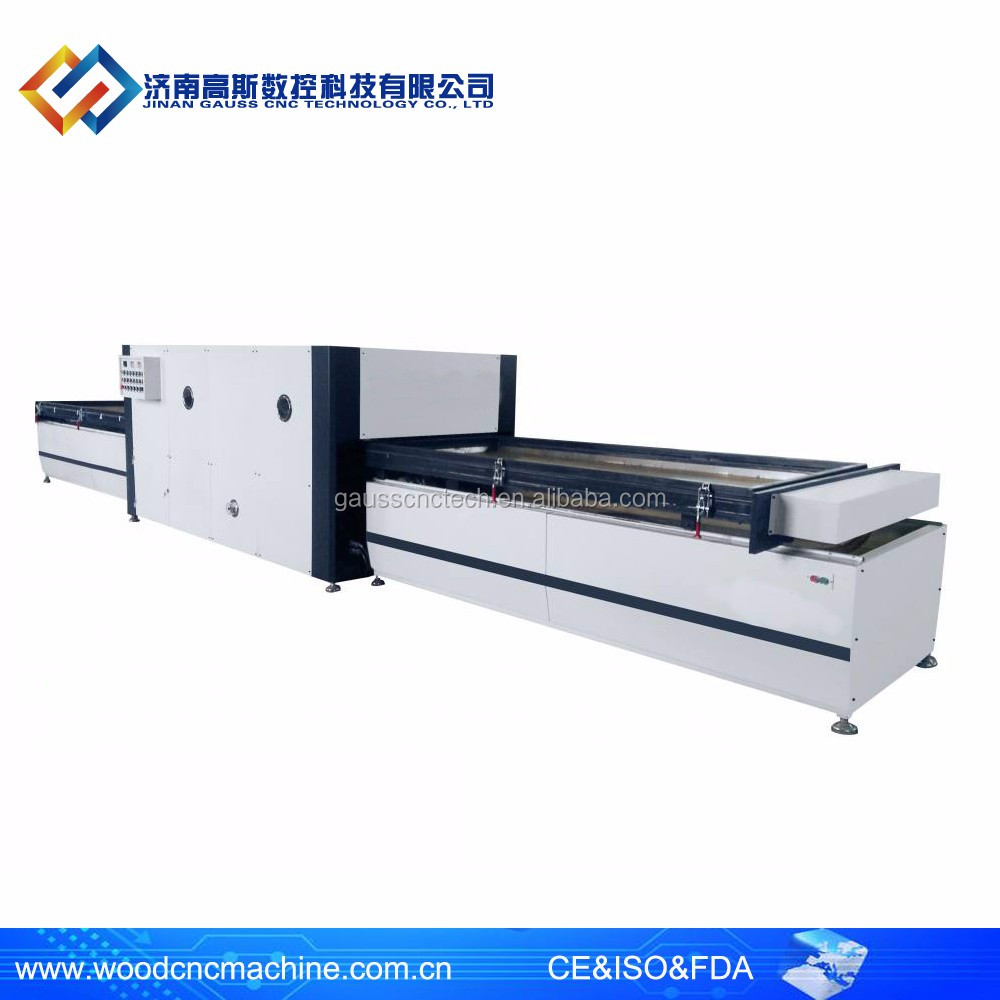 GS mdf board laminating machine With good price