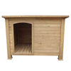 SDD006 Custom Wholesale Ourdoor Large Wooden Dog House For Sale , Wooden Dog Kennel Cages Factory Direct Cheap Price