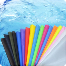 Wholesale cheap price waterproof 70d 190t nylon taffeta fabric with coated backing