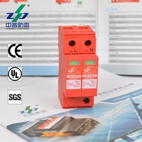 220V 20KA 2P Single Phase Surge Protection