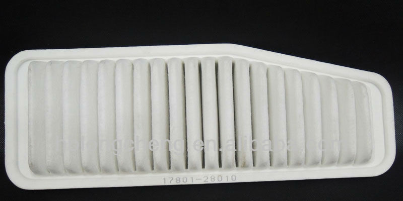 for Toyota air filter auto spare part