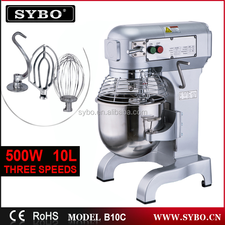 Brand new gastronome favor b10 industrial cake mixer