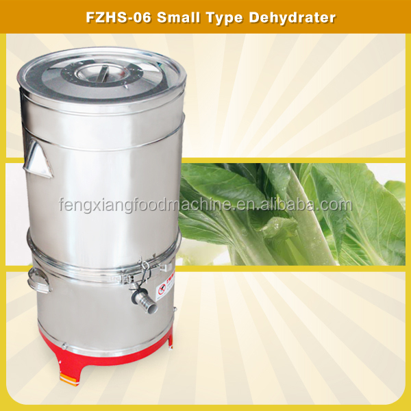 Centrifugal Stainless Steel Vegetable and Fruit Dewatering Machine