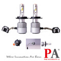 PA 2017 Hot Sales Auto H4 Headlamp 120W High Power COB led scooter headlight