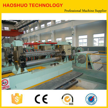China Famous Brand Good Quality Steel slittting machinery with good price