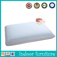 hotel memory foam gel pillow with coolmax pillow case