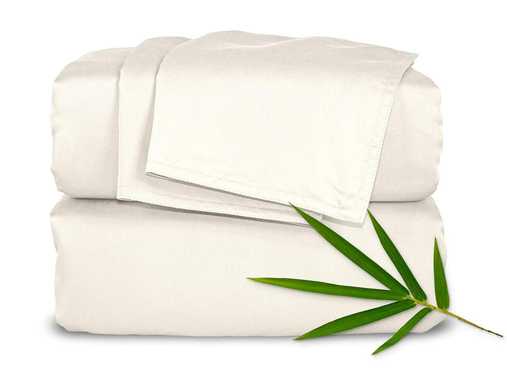 Pure 100% Bamboo Luxuriously Soft Bed <strong>Sheets</strong>