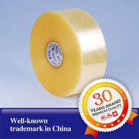 ISO9001 self adhesive jumbo roll