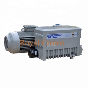 Single stage Rotary vane oil vacuum pump RH0100N High pressure