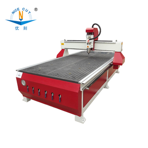 NC-R1325 Sculpture Plywood Acrylic MDF PVC automatic cutting engraving machine 1325 3d wood carving cnc router
