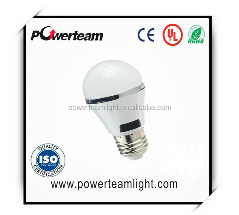 led bulb automatic light sensor
