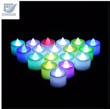 Home Decoration Party Wedding Candle Lamp Led Electric Flameless Candle