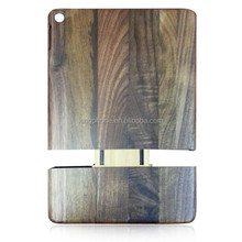For iPad air 2 wood case, wood back cover for iPad air 2 factory price