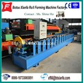 metal guttering and spouting roll forming machine
