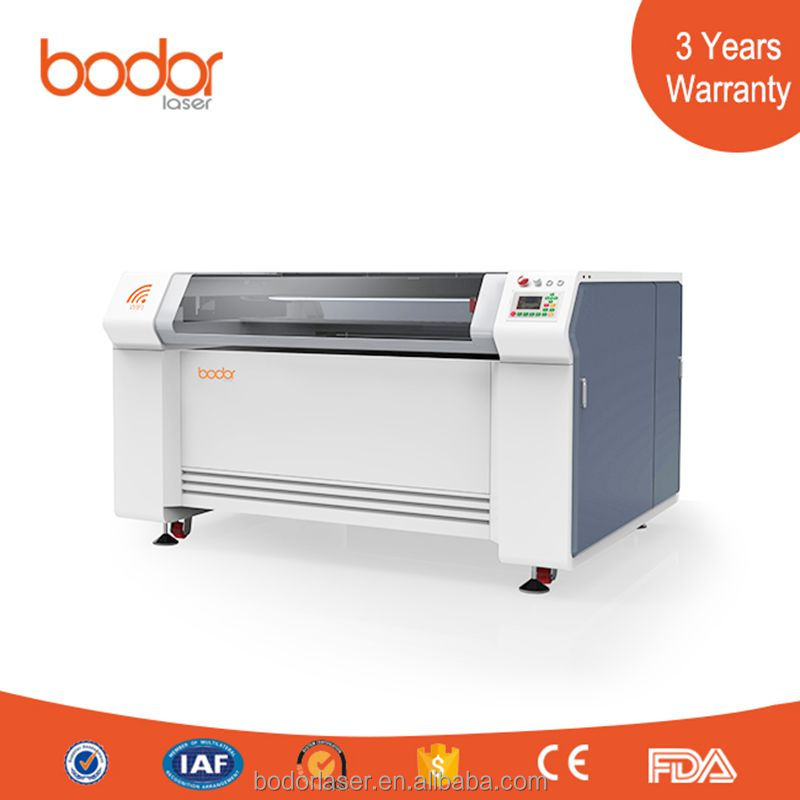 High speed Chinese manufacturer awarded CO2 laser engraving and cutting machine hot sale best service
