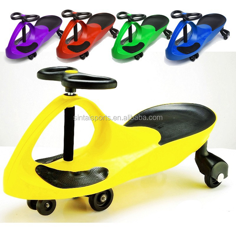 Ride on Toy Car Wiggle Swing Scooter