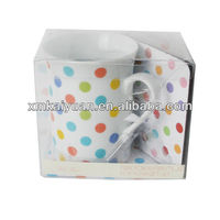 New fashion wholesale bulk tea cup and saucer
