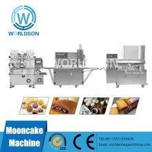 Single Filling Moon Cake Pumpkin pie machine manufacturer