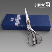 High quality tailor's scissors/ stainless steel industrial tailor shears